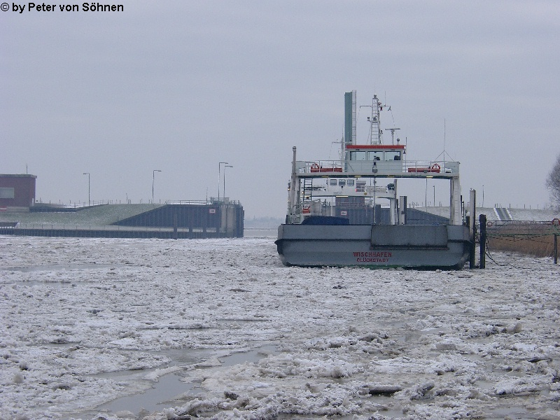 elbfähre glückstadt wischhafen wartezeit