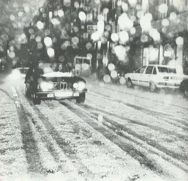 Hagel München 1984