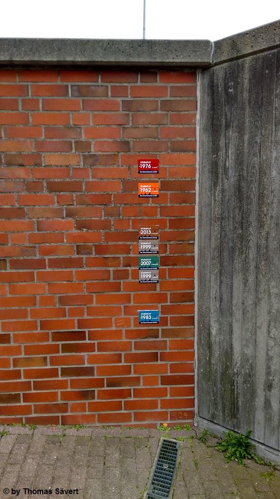 Cuxhaven-Flutmauer 1