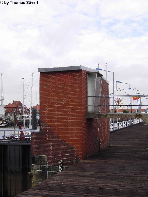 Cuxhaven-Pegelhaus 3