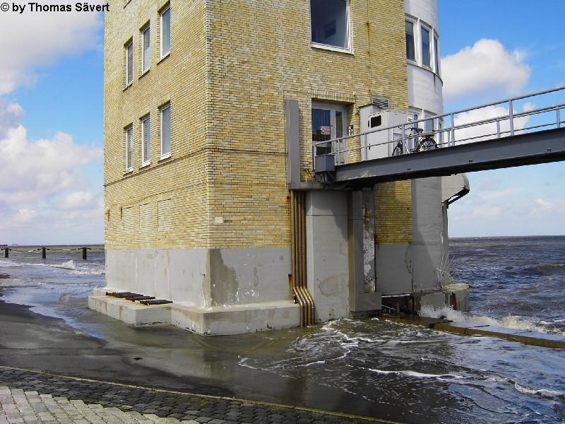 Cuxhaven-Radarturm 2