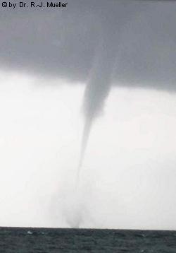 Tornado in Dänemark
