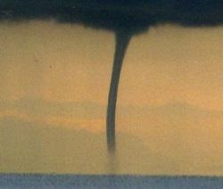 Tornado bei Kefalinia