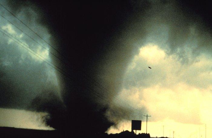 Tornado in der USA